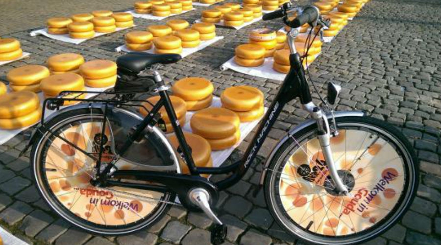 Carerix WordPress plugin - Fietskoerier – Gouda